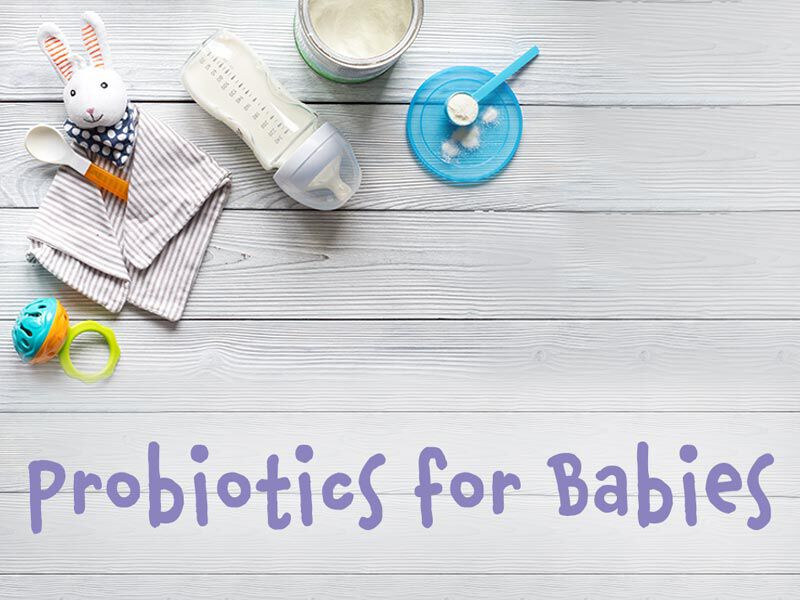 Probiotics for Babies: The Benefits of Good Bacteria for Healthy Digestion and Immune System Development